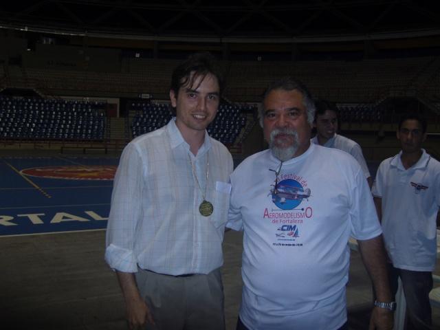 Mini-Copa F3P, Ginasio  Paulo Sarasate 11/08/2009 11082012