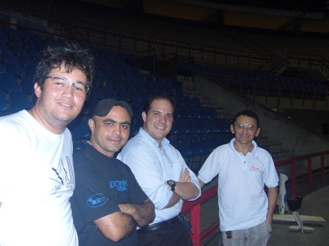 Mini-Copa F3P, Ginasio  Paulo Sarasate 11/08/2009 11082018