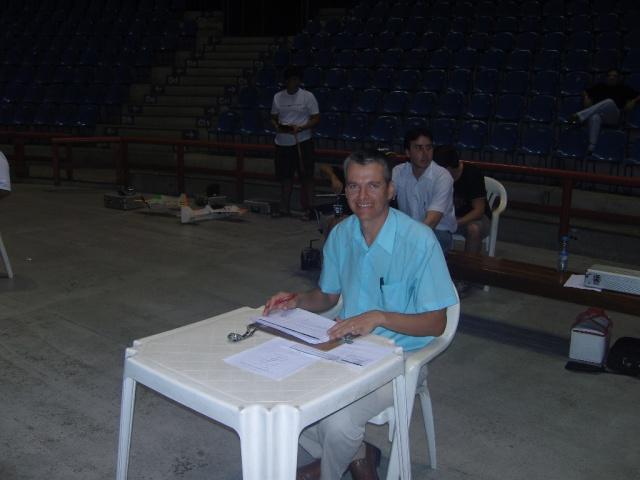 Mini-Copa F3P, Ginasio  Paulo Sarasate 11/08/2009 11082022