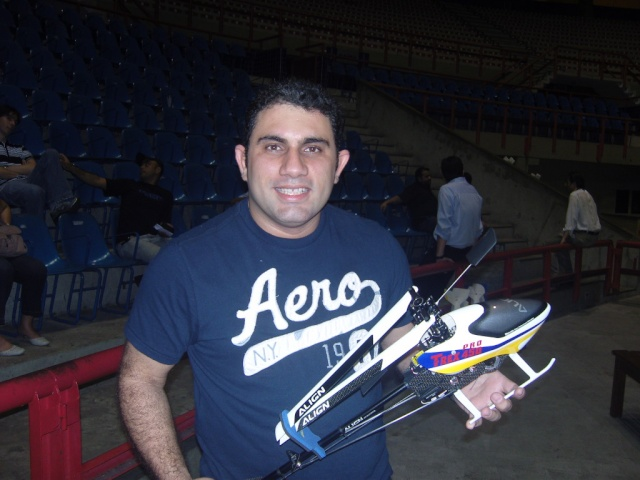Mini-Copa F3P, Ginasio  Paulo Sarasate 11/08/2009 11082025