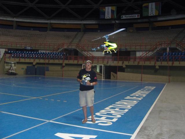 Mini-Copa F3P, Ginasio  Paulo Sarasate 11/08/2009 11082029