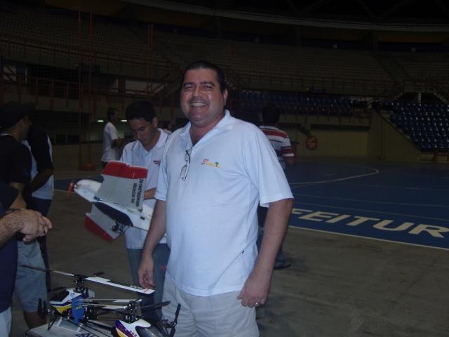 Mini-Copa F3P, Ginasio  Paulo Sarasate 11/08/2009 11082035