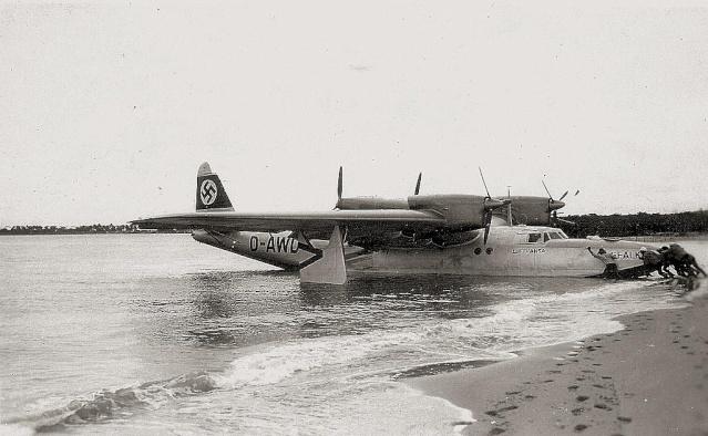 O Ás da Aviação Alemã na Segunda Guerra Mundial que Trabalhou em Natal 114