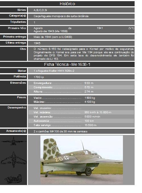 Messerschmitt Me 163 16310