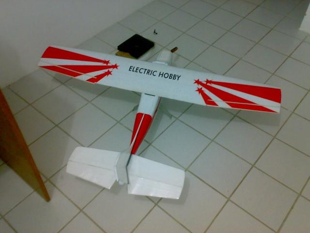 diego - Nascimento de uma joia da Electric Hobby by Diego 22092010