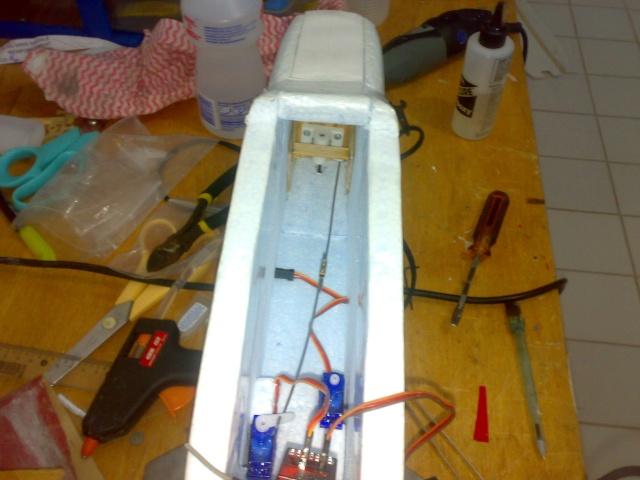 diego - Nascimento de uma joia da Electric Hobby by Diego 22092012