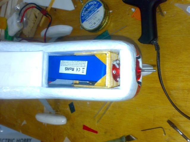 diego - Nascimento de uma joia da Electric Hobby by Diego 22092014