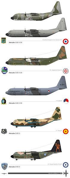 Voando através do tempo - C130 Hercules 235px-10