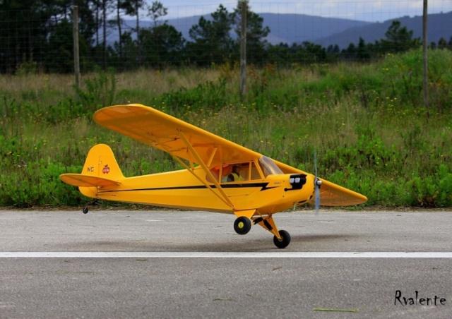 Piper J3 Cub , Um Sonho se realizando ! 27803010