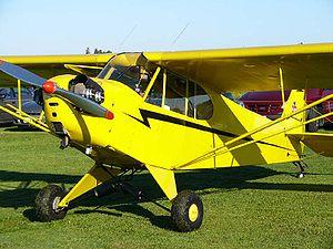 Piper J3 Cub , Um Sonho se realizando ! 300px-10