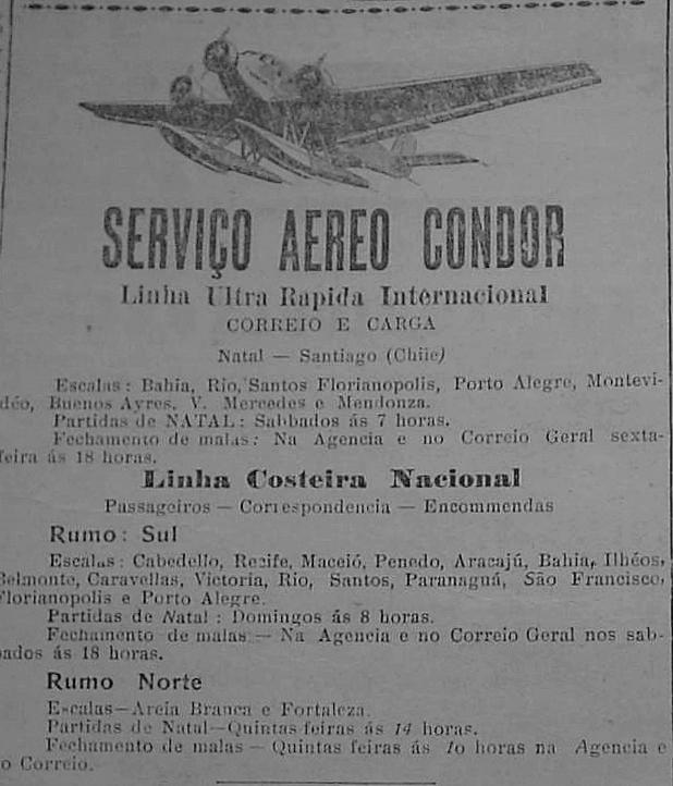 O Ás da Aviação Alemã na Segunda Guerra Mundial que Trabalhou em Natal 315