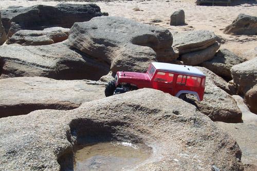 Rock Crawlers em escala..muitas fotos! 40110