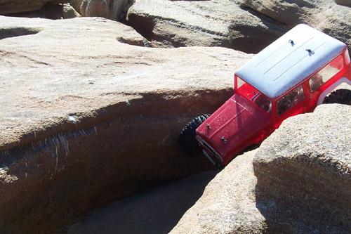 Rock Crawlers em escala..muitas fotos! 40210