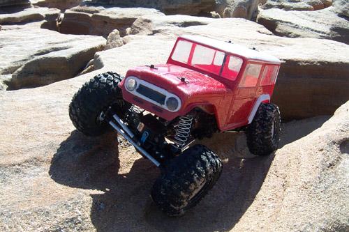 Rock Crawlers em escala..muitas fotos! 40510