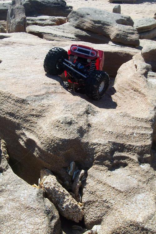 Rock Crawlers em escala..muitas fotos! 40610