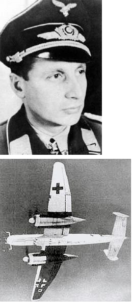 O Ás da Aviação Alemã na Segunda Guerra Mundial que Trabalhou em Natal 513