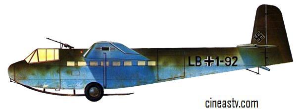 planador waco 612