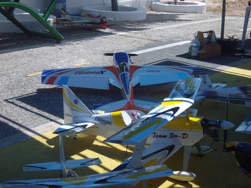 Cobertura cineastv/lenomodels do III festival de aeromodelismo de mossoró Aviao10