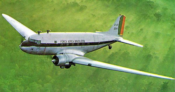 DOUGLAS DC3 C4710