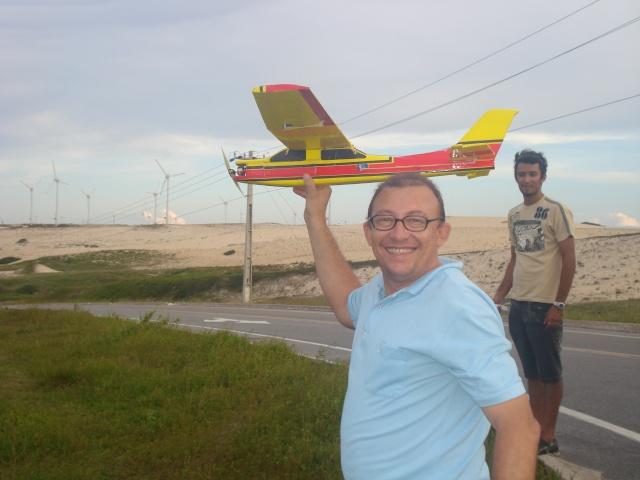 Um novo point para o aeromodelismo elétrico. Cineas10