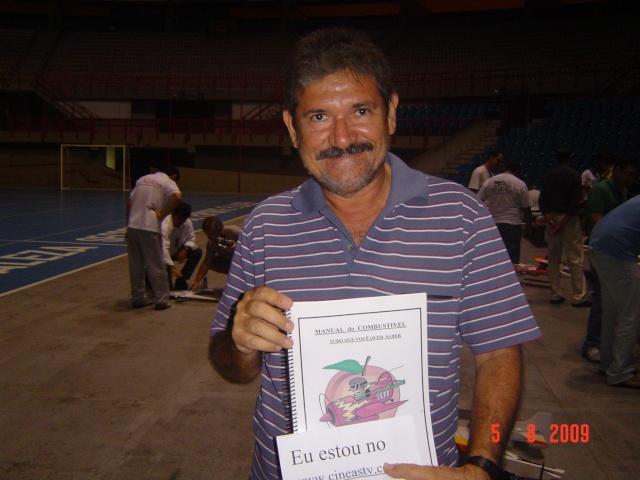 Ginasio Paulo Sarasate  05/08/2009 Dia_5_14