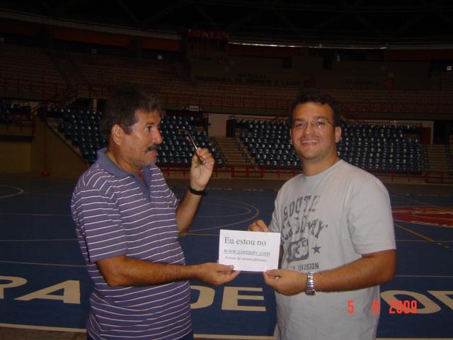 Ginasio Paulo Sarasate  05/08/2009 Dia_5_15