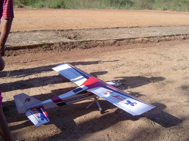 Uma tarde de vôos no  Garrote  Village Domin136