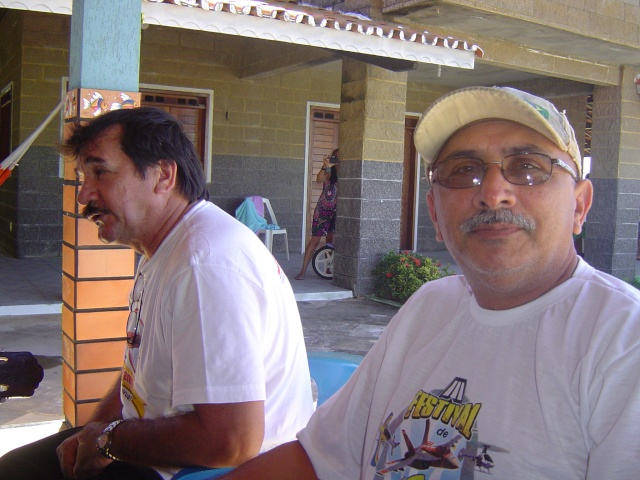Uma tarde de vôos no  Garrote  Village Domin138