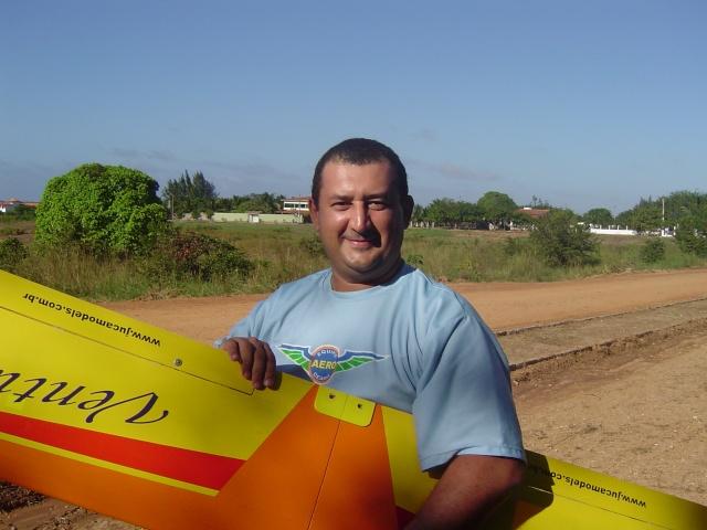 Uma tarde de vôos no  Garrote  Village Domin157