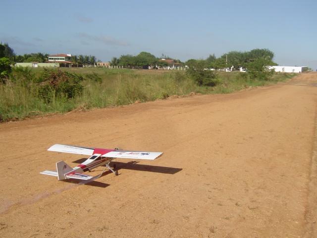 Uma tarde de vôos no  Garrote  Village Domin160