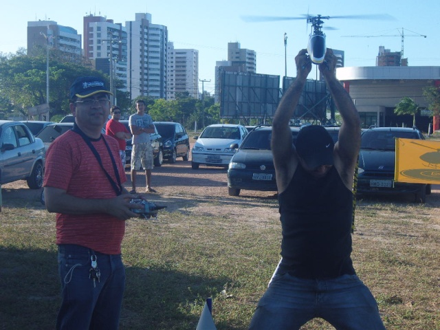 Cobertura cineastv do I eletric Fly Fortaleza Doming81