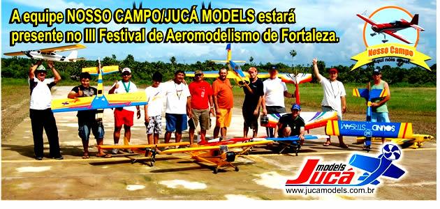 cobertura e participaçao cineastv/lenomodels -III festival de aeromodelismo de fortaleza CIM Equipe10