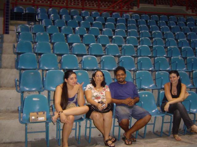 Ginasio Paulo Sarasare 16/09/2009 Ginas108