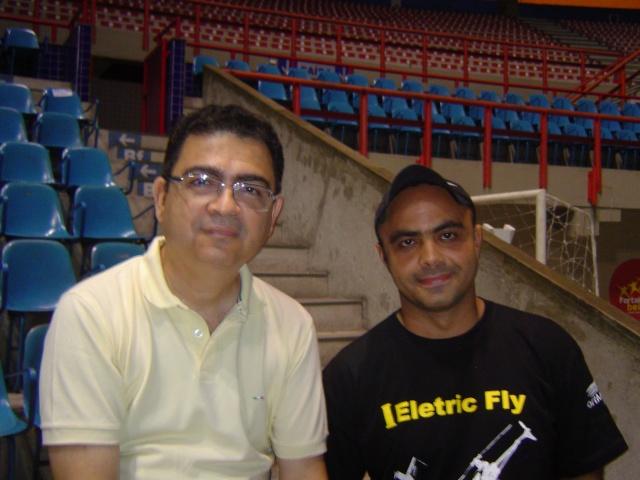 Ginasio Paulo Sarasare 16/09/2009 Ginas113