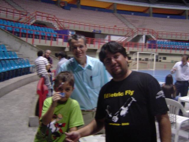 Ginasio Paulo Sarasare 25/08/2009 Ginasi15