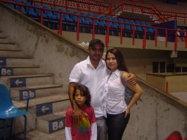 Ginasio Paulo Sarasare 25/08/2009 Ginasi25