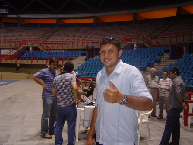 Ginasio Paulo Sarasare 25/08/2009 Ginasi27