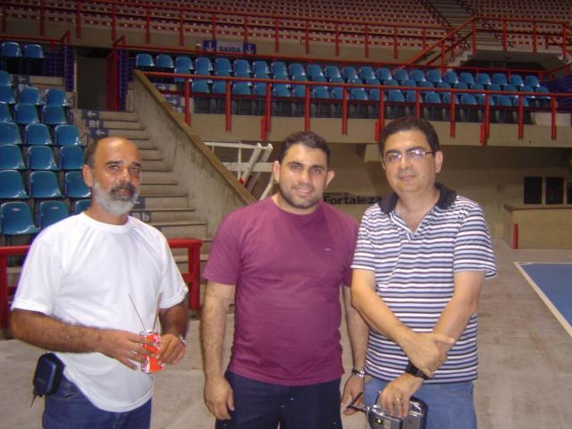 Ginasio Paulo Sarasare 25/08/2009 Ginasi29