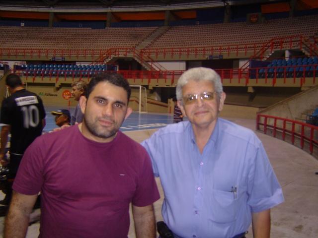Ginasio Paulo Sarasare 25/08/2009 Ginasi33