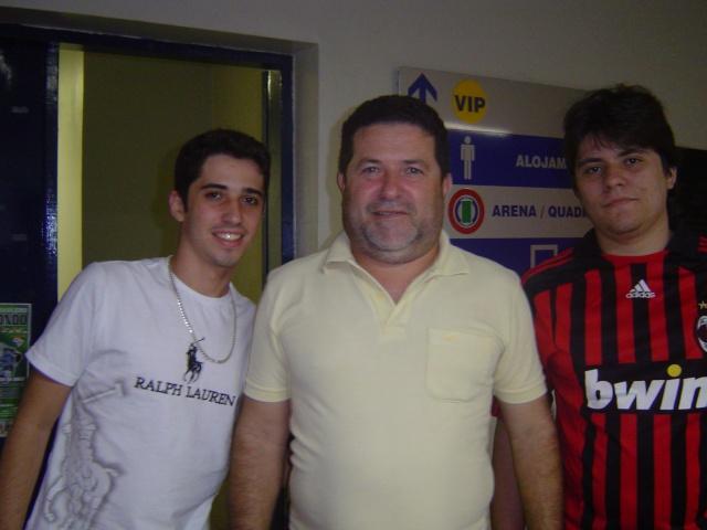 Ginasio Paulo Sarasare 25/08/2009 Ginasi36