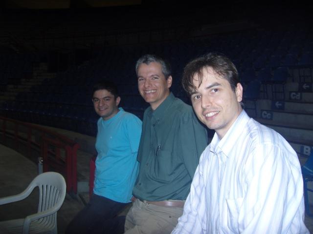 Ginasio Paulo Sarasare 01/09/2009 Ginasi39