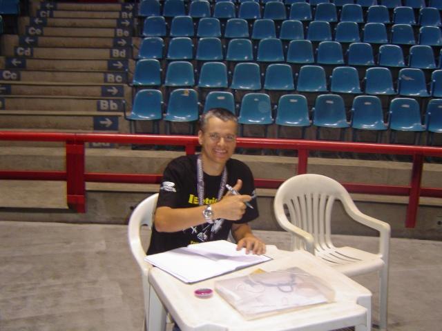 Ginasio Paulo Sarasate  08/09/2009 Ginasi70