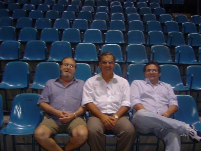 Ginasio Paulo Sarasate  08/09/2009 Ginasi73