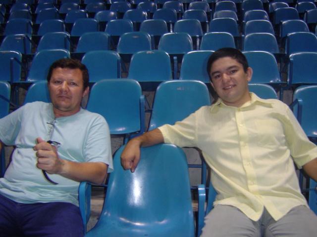 Ginasio Paulo Sarasate  08/09/2009 Ginasi92