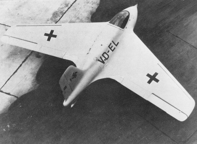 Messerschmitt Me 163 Me163b10