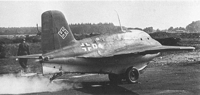 Messerschmitt Me 163 Me163b11