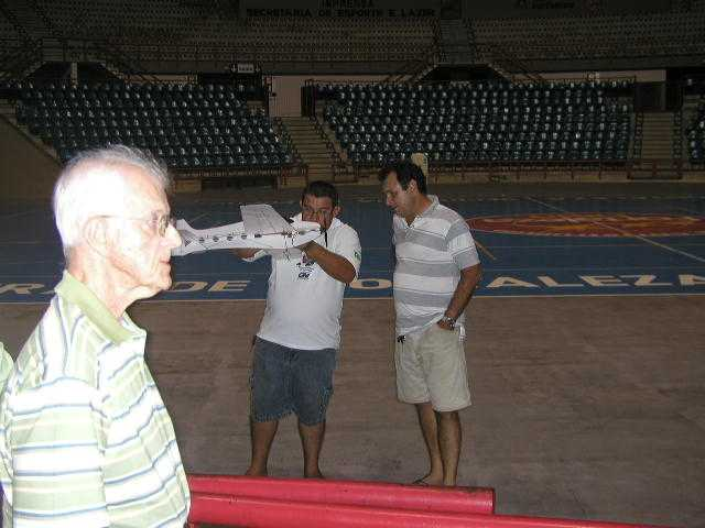ginasio Paulo Sarasate 23/09/2009 P1010113