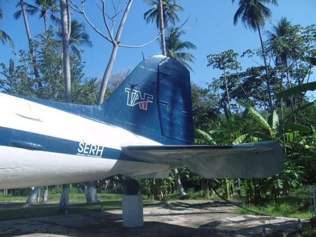 VISITE  UM DC3 EM PACATUBA - CE Pacatu12