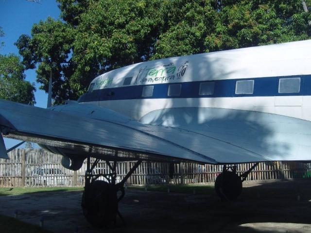VISITE  UM DC3 EM PACATUBA - CE Pacatu13