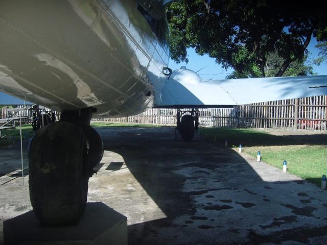 VISITE  UM DC3 EM PACATUBA - CE Pacatu16